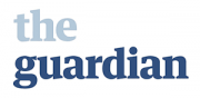 "The Guardian logo for ""Death, Volcanoes and Nazis in the Family: Ragnar Kjartansson, Wild Man of Icelandic Art"" by Adrian Searle, 2016"