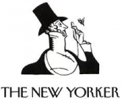 """New Yorker logo for """"Imaging Systems"""" by Andrea K. Scott, 2013"""