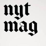 NY Times Magazine logo