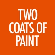Two Coats of Paint logo