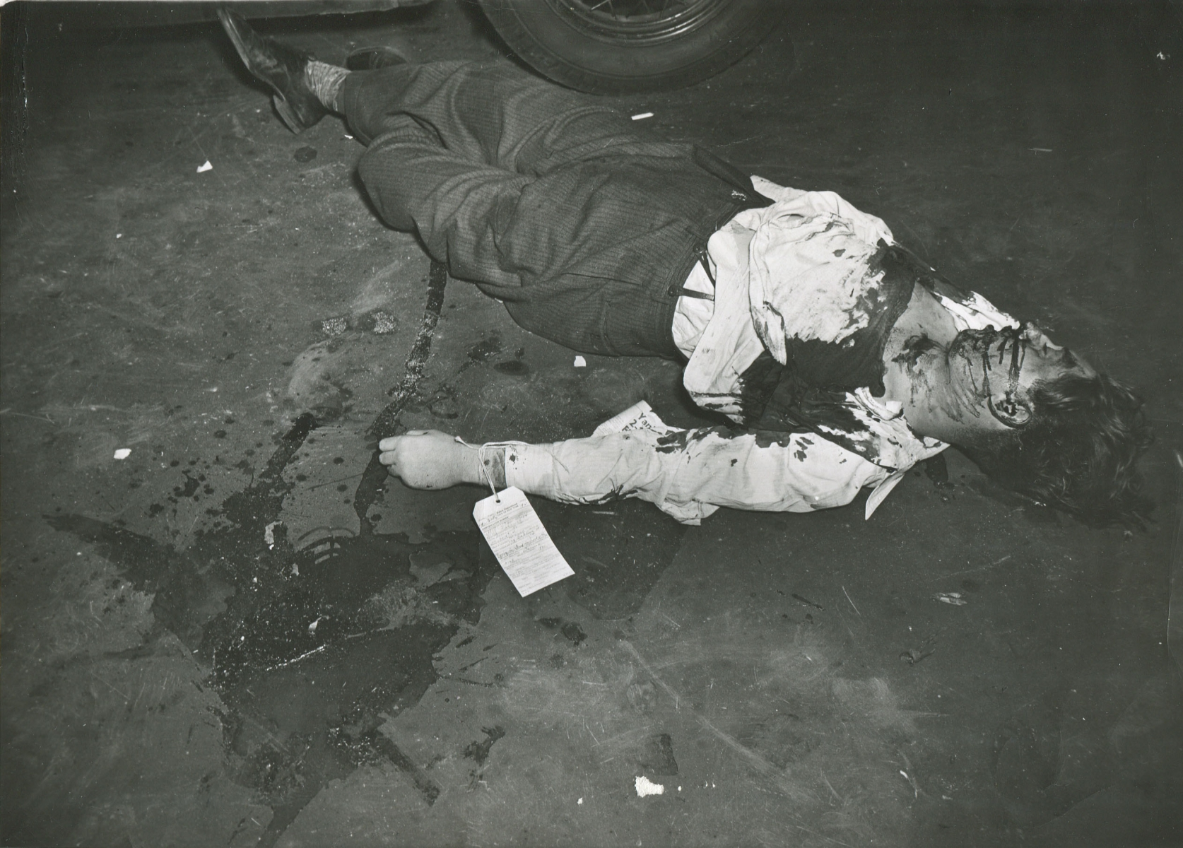 WEEGEE: Naked City - Exhibitions - Steven Kasher Gallery