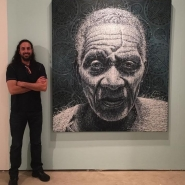 "Alexi Torres Portraits Of Afro Cubans: ""Sun Light"" Collection At Art Fair Miami"