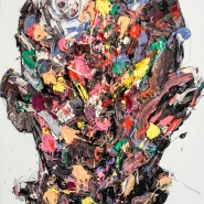 Beyond Impasto: Social Commentary in the Faceless Work of KwangHo Shin