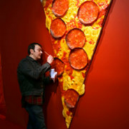 To View: Food Sculpture By Peter Anton