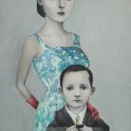 Interviewing Ellen De Meijer: The Dutch Painter's Ceremony Portraits Cross the Digital Divide to Art Southampton
