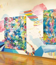 AMY SCHISSEL IN ARTPULSE | REVIEW: #EVERYTHINGTHATHAPPENSATONCE |