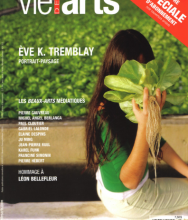 EVE K. TREMBLAY | VIE DES ARTS