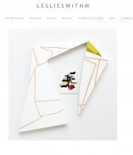 LESLIE SMITH III | ARTIST WEBSITE