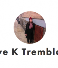 EVE K. TREMBLAY | ARTIST BOOK
