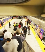 NYC's Second Avenue Subway Opens After 100 Years