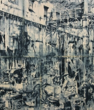 Suburban Scenes, Poetic Paintings and Apocalyptic Art