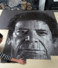 Chuck Close Subway Portraits Revealed for New 2nd Avenue Line