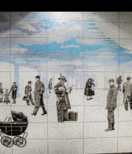 Check out the amazing station art for the Second Avenue Subway