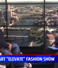 Video   Disart 'Elevate' Fashion Show