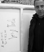 Jorge Tacla recorre 35 años de trayectoria en CorpArtes