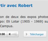 Radio | Sortir avec Robert