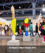 Strong sales & critical acclaim mark 14th edition of Art Basel in Miami Beach
