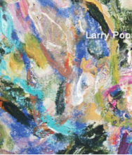 Larry Poons - Danese/Corey exhibition catalogue