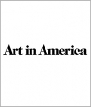 Warren Isensee in Art in America