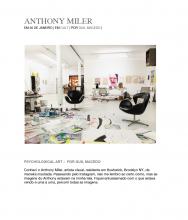 M JOURNAL Portrait: ANTHONY MILER, January 20, 2014