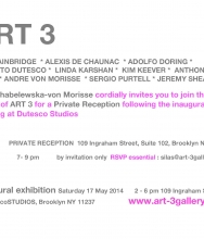 PRESS RELEASE Inaugural Exhibition May 2014