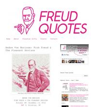 FREUD QUOTES, Andre Von Morisse: Pink Freud & The Pleasant Horizon