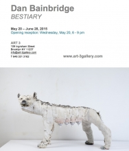 PRESS RELEASE | DAN BAINBRIDGE BESTIARY