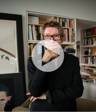 "Richard Butler - ""His majesty of modesty"" featured on theimagista.com"