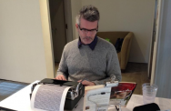 Los Angeles Artist Re-Types Two Kansas City Novels