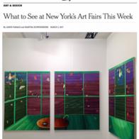 Nikki Maloof in New York Times
