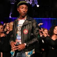 """Usher, Pharrell, And De Niro Celebrate The Gordon Parks Foundation"""