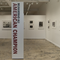 Muhammad Ali Exhibit Opens at Gordon parks Museum