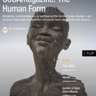 CODAmagazine: The Human Form