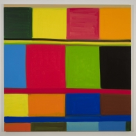 Review: Shapes and Colors, Stanley Whitney at the Studio Museum in Harlem