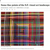 Some fine points of the S.F. visual art landscape