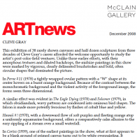 December 2008 ARTnews