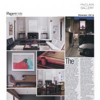 October 2014 Papercity Magazine