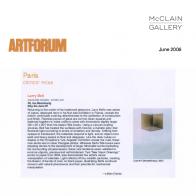 June 2006 Artforum