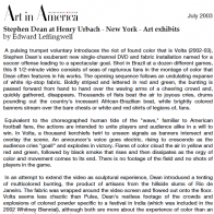 July 2003 Art in America