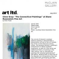 July 2012 Art Ltd. Magazine