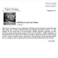 September 2012 New York Magazine