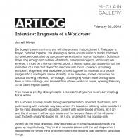 February 2012 Artlog