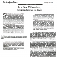 January 2000 The New York Times