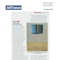 December 2005 ARTnews