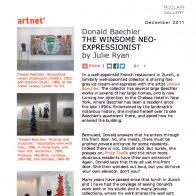 December 2011 Artnet