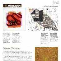 November 2005 Art on Paper
