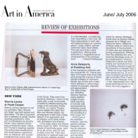 June 2006 Art in America
