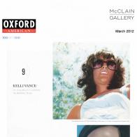 March 2012 Oxford American