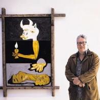 Ray Smith reinterpreta una pintura clásica