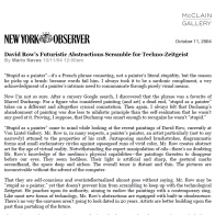 October 2004 New York Observer